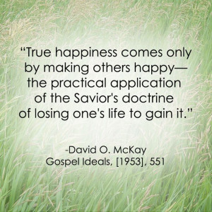 quotes by david o mckay - Google Search