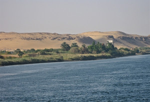 Image Nile River Egypt Near...