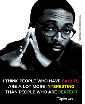 Spike Lee #Afrocentric #Quotes courtesy of #ethnique: http://ethnique ...