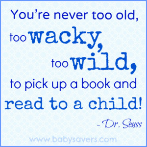 Weekend Inspiration: You're Never Too Old…
