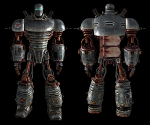 Liberty Prime - The Fallout wiki - Fallout: New Vegas and more