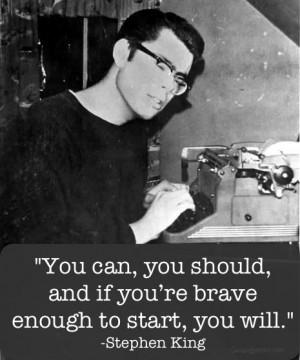 Writing. Stephen King.