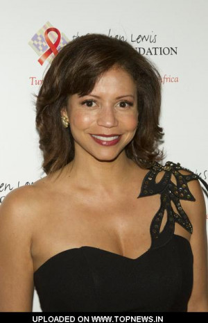 Gloria Reuben At The Stephen Lewis Foundations Hope Rising Benefit ...