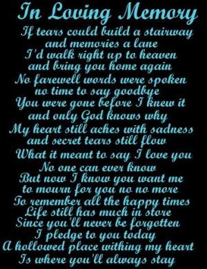 rest in peace my friend quotesin memorium deputy patrick steven coyle ...