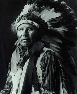 Chief George Standing Bear was Oglala Lakota Sioux, also known as Mato ...