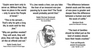 ... permits Jews to take body parts from Non-Jews, not the Old Testament
