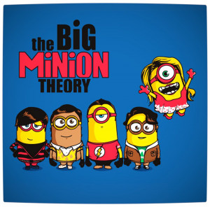 Artistry - The Big Minion Theory - Gru's Minions Mash-Up with The Big ...