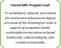 Coastal MRC Program Work Group