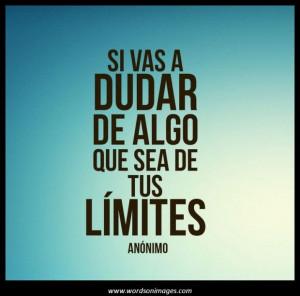 inspirational quotes in spanish quotesgram