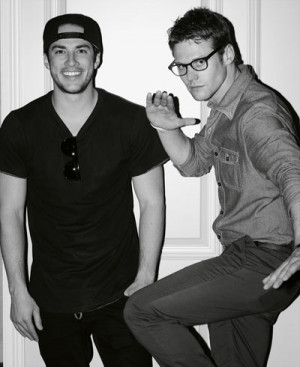 Chats With Michael Trevino...