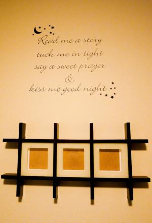cute nursery quote
