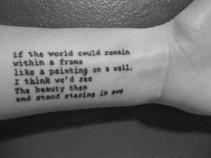 art, quotes, tattoo, tattooo, truth