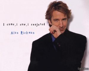 Essekia Harry Potter,alan Rickman,snape picture quotes