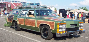 National Lampoon's Vacation Family Truckster