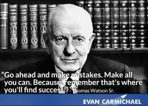 ... at http://www.evancarmichael.com/Famous-Entrepreneurs/730/summary.php