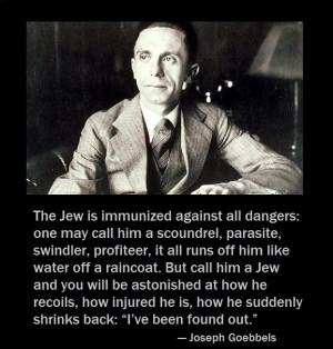 Joseph Goebbels Propaganda Quotes Selama lima tahun Goebbels