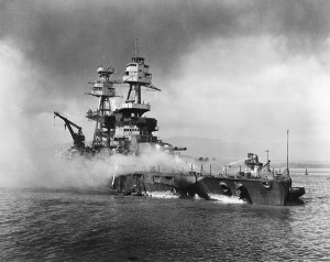 Pearl Harbor Remembrance Day, December 7, 1941.