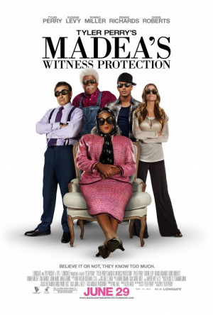 MADEA'S WITNESS PROTECTION POSTER ]