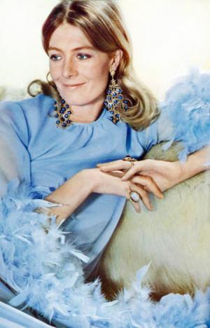 Vanessa Redgrave Vogue 1968