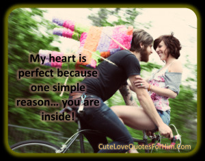 Cute Love Quotes For Him 138