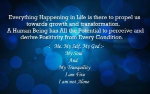 Excellent Quote by Meena Om