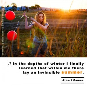 in the depths of winter I finally learned that within me lay an ...
