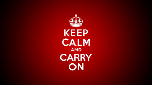 Keep Calm Carry On Quotes Background HD Wallpaper Keep Calm Carry On ...