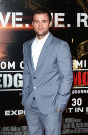 Jonas Armstrong Attends The