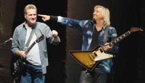 Glenn Frey And Joe Walsh...