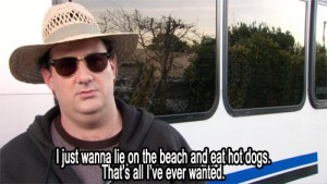The Office Season 3 Quotes - Beach Games - Quote #1359