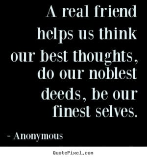 Anonymous Life Quotes and Sayings
