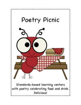Poetry Picnic learning centers. Related Images