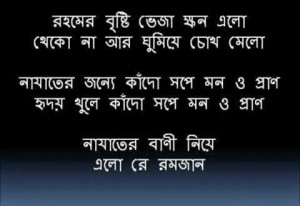 Happy Ramadan 2014 Bangla SMS Happy Ramzan Bangla mobile SMS 2014