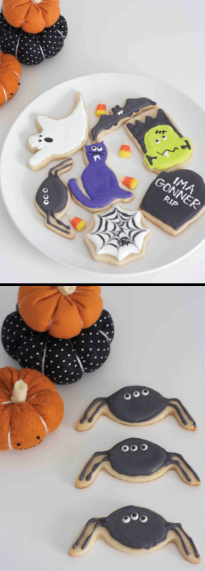 Download Halloween Sugar Cookies Funny Tombstone Sayings The Alison