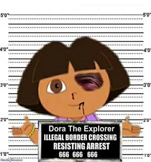 ... illegal immigrant? Groups against Arizona law adopt cartoon as mascot