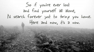 You may feel lost and alone but god knows exactly where ... |Lost And Alone Quotes