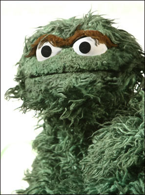 ... the Day to Embrace Your Inner Grouch, it's 'National Grouch Day