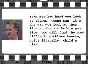 Good Will Hunting | Lambeau (Stellan Skarsgård) | Screenplay: Matt ...