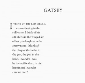 gatsby quote