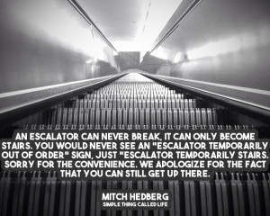 break, it can only become stairs. 'Escalator Temporarily Stairs ...