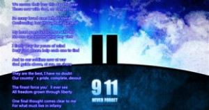 Tag Archives: Famous Remembering September 11th Poems