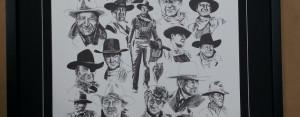 Hey Pilgrim! John Wayne Collage