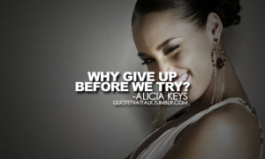 Alicia keys famous quotes wallpapers