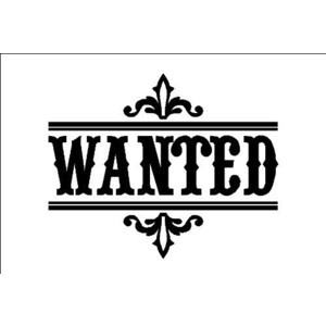 EYE\ CANDY\ SIGNS Wanted....Cowboy Western Wall Quote Words Sayings ...
