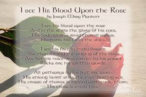 See His Blood Upon The Rose