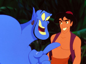 """in Distress."""" Phil the satyr directs this funny Disney movie quote ..."""