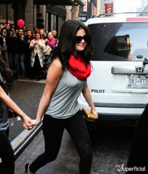 ... Selena Gomez Are Already Getting Back Together, The Nightmare's Over