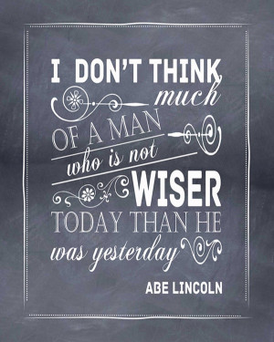 quote - abe lincoln.... never stop learning #quote #lincoln # ...