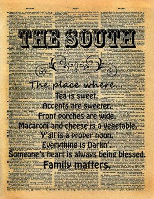 Southern Charm - Etsy