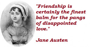 Jane Austen Quotes Wise Famous Sayings I Love You